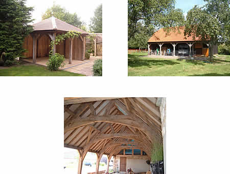 Examples of Traditional Timber projects